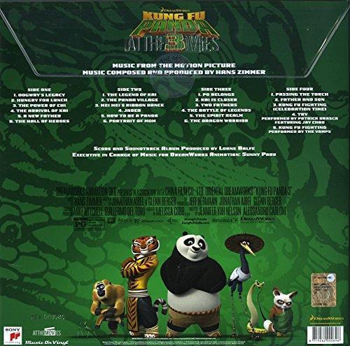 Kung Fu Panda 3 (Hans Zimmer) [Vinyl LP] - 2