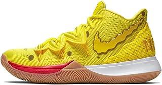 Nike Men's Kyrie 5 Nylon Basketball Shoes Boys Spongebob