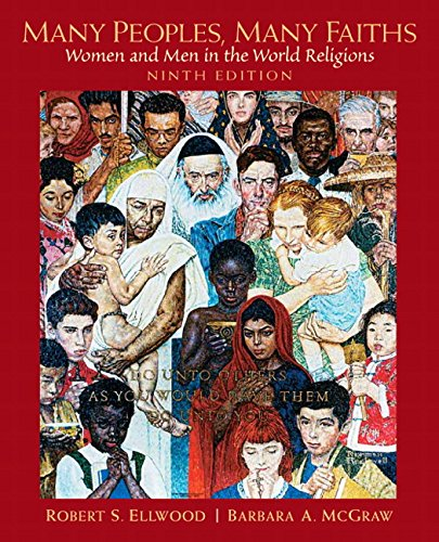 Many Peoples, Many Faiths (9th Edition)