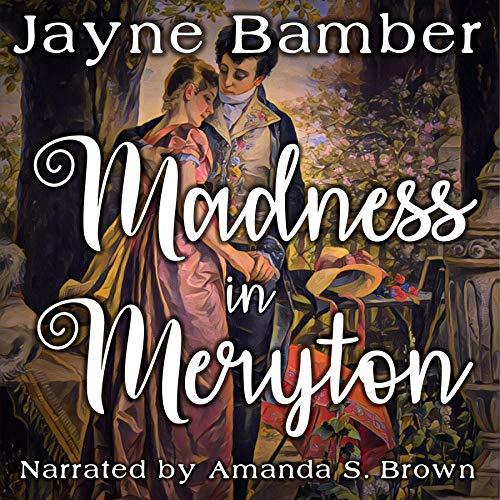 Madness in Meryton cover art