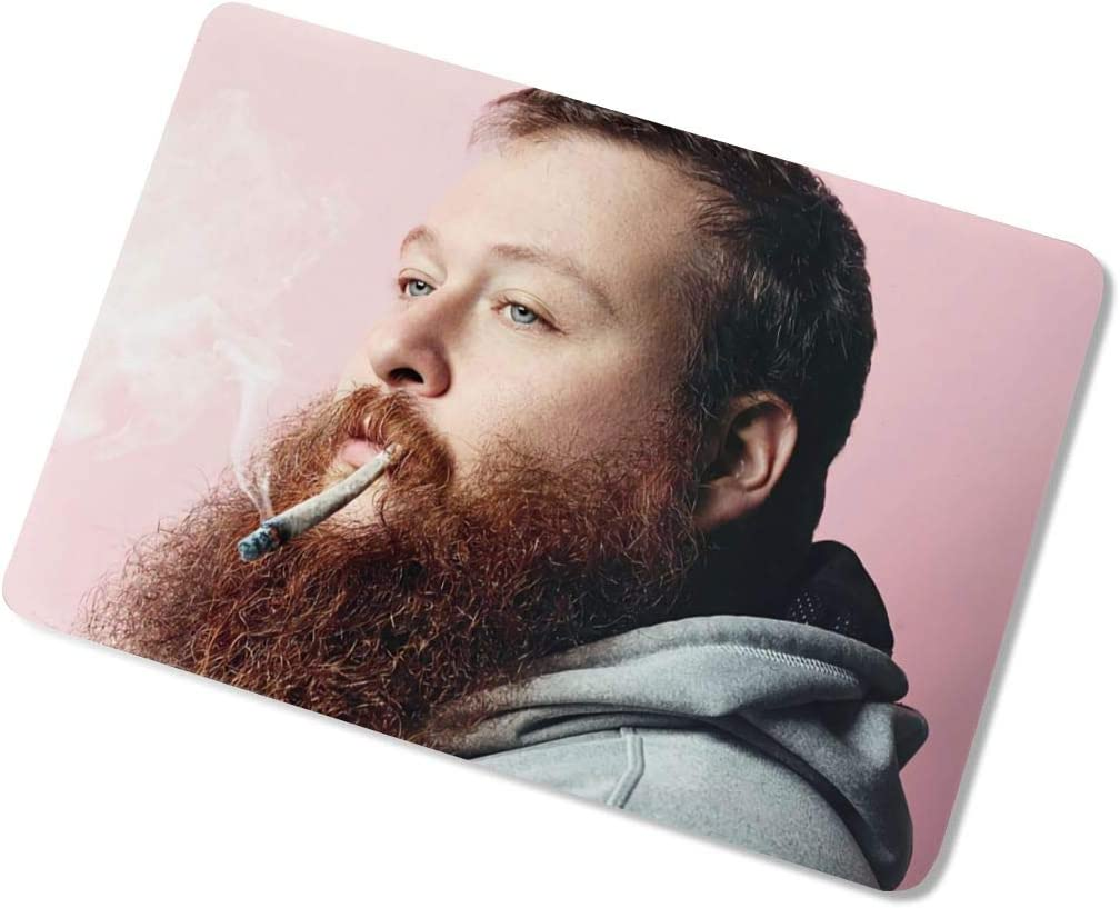 KarleDeal Action Bronson Fashion Laptop case New 13 Man Women Personalized Touch 15 Protective case White touch15