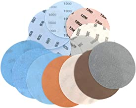 Maslin Schleifscheiben 80-600 gemischte K/örnung Schleifscheiben 50 mm Schleifpapier Polierplatte f/ür Dremel 4000 3000 Schleifwerkzeuge