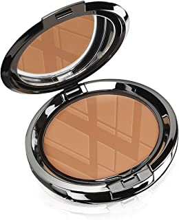 Lise Watier Teint Multi-Fini Oil-Free Compact Foundation, Ambre, 0.39 oz