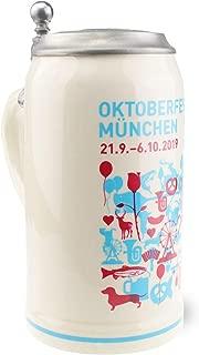2019 Munich Official Oktoberfest Beer Stein