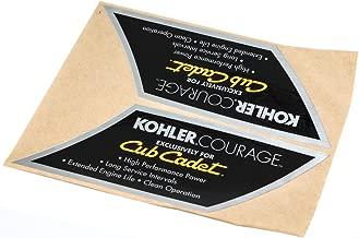 Kohler 2011323-S Cub Decal Set for SV590 Engine Parts