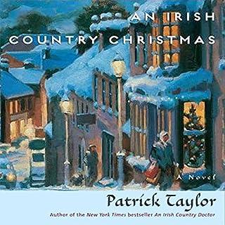 An Irish Country Christmas audiobook cover art