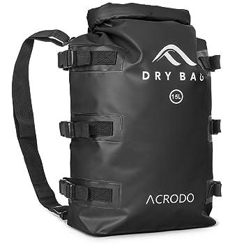 Acrodo Floating Waterproof Dry Bag Backpack