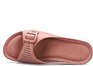 UULIKE Sandale Plateforme Femme,Poisson Bouche Sandales Compensées Mode Bout Ouvert Été Mode Loisirs Sandale Plateforme,To...