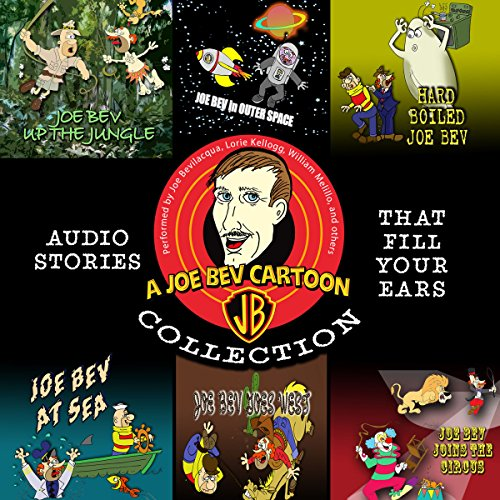 A Joe Bev Cartoon Collection copertina
