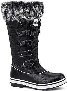 Women's Waterproof Winter Snow Boots