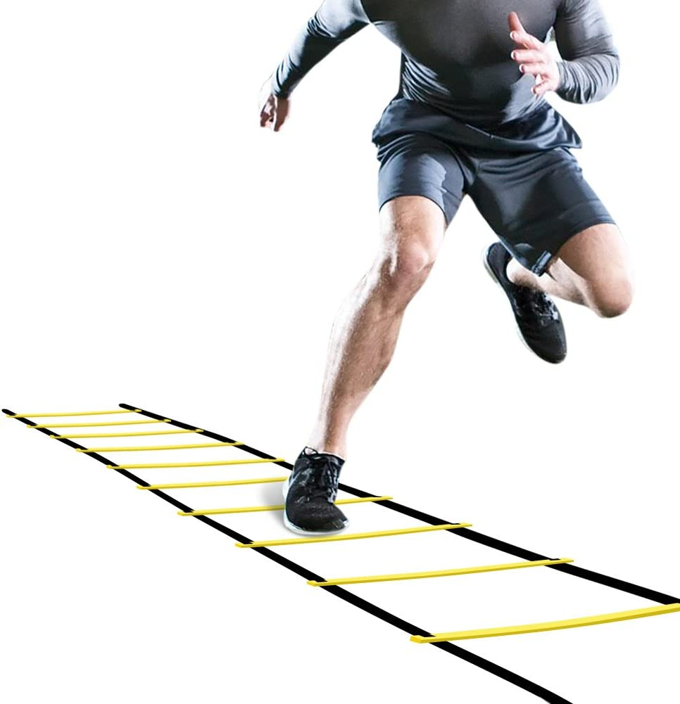 GHB Pro Agility Ladder Training Speed 20f NEW 12 Rung Louisville-Jefferson County Mall