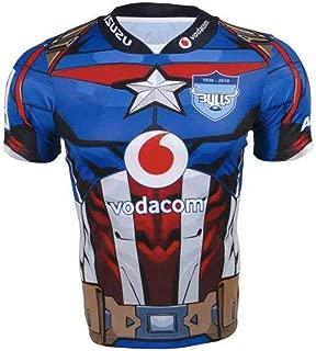 Maglia da Rugby da Uomo Australia Calcio Maglietta Home Away Maglie Fan Camicie Tuta da Corsa allaperto Traspirante T-Shirt Traspirante