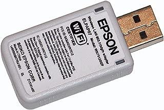New Epson Projector WIFI: EX5230, EX6220, PowerLite 1222, PowerLite 1760W, PowerLite 1761W, PowerLite 1770W