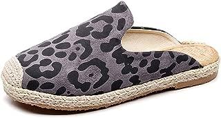 fereshte Womens Comfy Platform Low Wedge Heel Buckle Slide Sandals