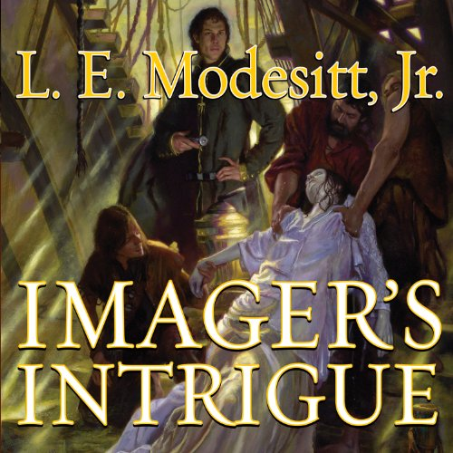 Imager's Intrigue audiobook cover art