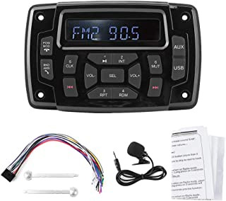$101 » Sponsored Ad - IP66 MP3 Player, 12V MP3 Player, Boat Radio, FM Receiver, for Marine Boat Car