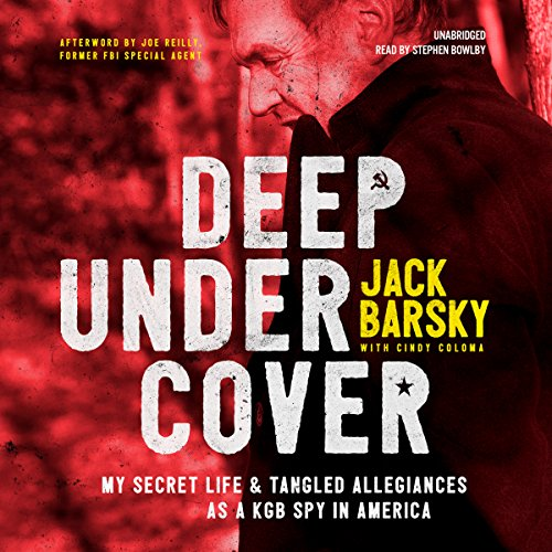 Deep Undercover audiobook cover art