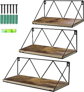 enigma wall shelf set, 4-piece