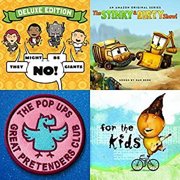 Super Great Kids' Songs