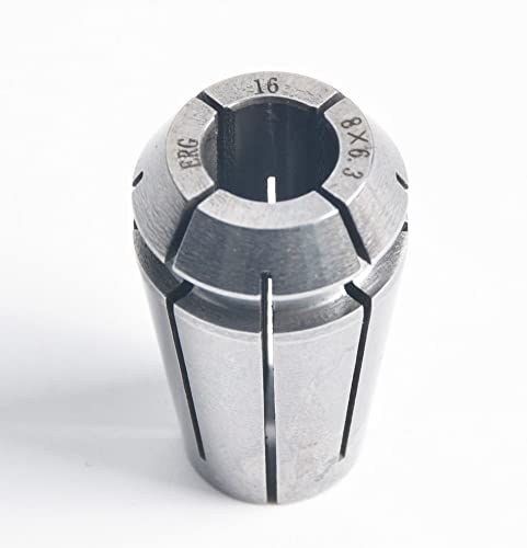 high quality ERG16 8×6.3 Advanced Formula Spring Steel Collet sale Sleeve Tap,For Lathe new arrival CNC Engraving Machine & Lathe Milling Chuck outlet sale