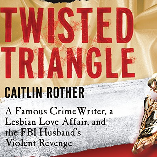 Twisted Triangle audiobook cover art