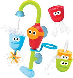 Yookidoo Flow N Fill Spout Bath Toy, Multicolor