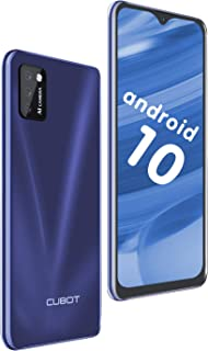 Tripla Fotocamera CUBOT NOTE 7 Smartphone 5.5 Pollici Waterdrop 3100mAh Android 10 16GB ROM Face ID Dual SIM GPS 4G Cellul...