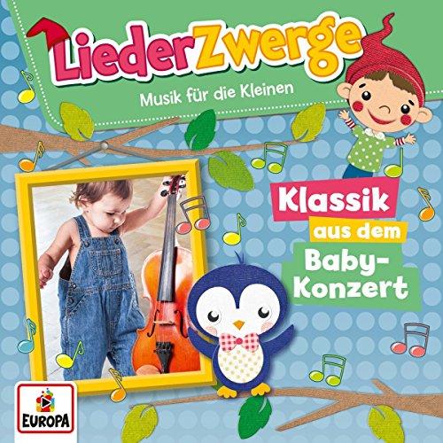 Liederzwerge-Klassik aus dem Babykonzert
