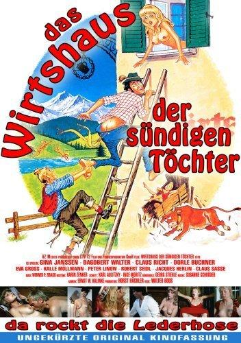 Das Wirtshaus der sündigen Töchter (uncut) [German import, Region 0 PAL format] by Gina Janssen