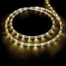 Mangueira de LED 100 Unidade - Amarelo
