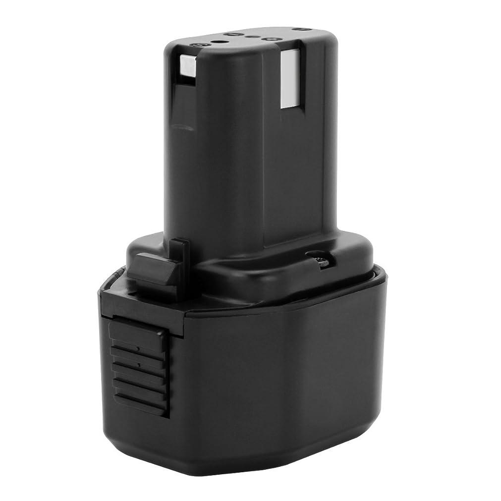 契約するコーヒー同行するCreabest 7.2V 3000mAh Ni-MH EB7 バッテリー 互换 Hitachi 日立 EB7B EB7S EB7M EB714S EB712S 325292 日立 バッテリー