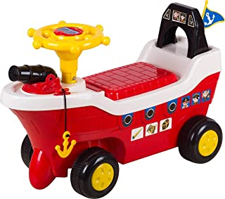 Babylove Ride on Car - -28-606 Red