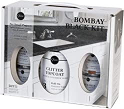 Giani Granite Small Project Paint Kit Bombay Black