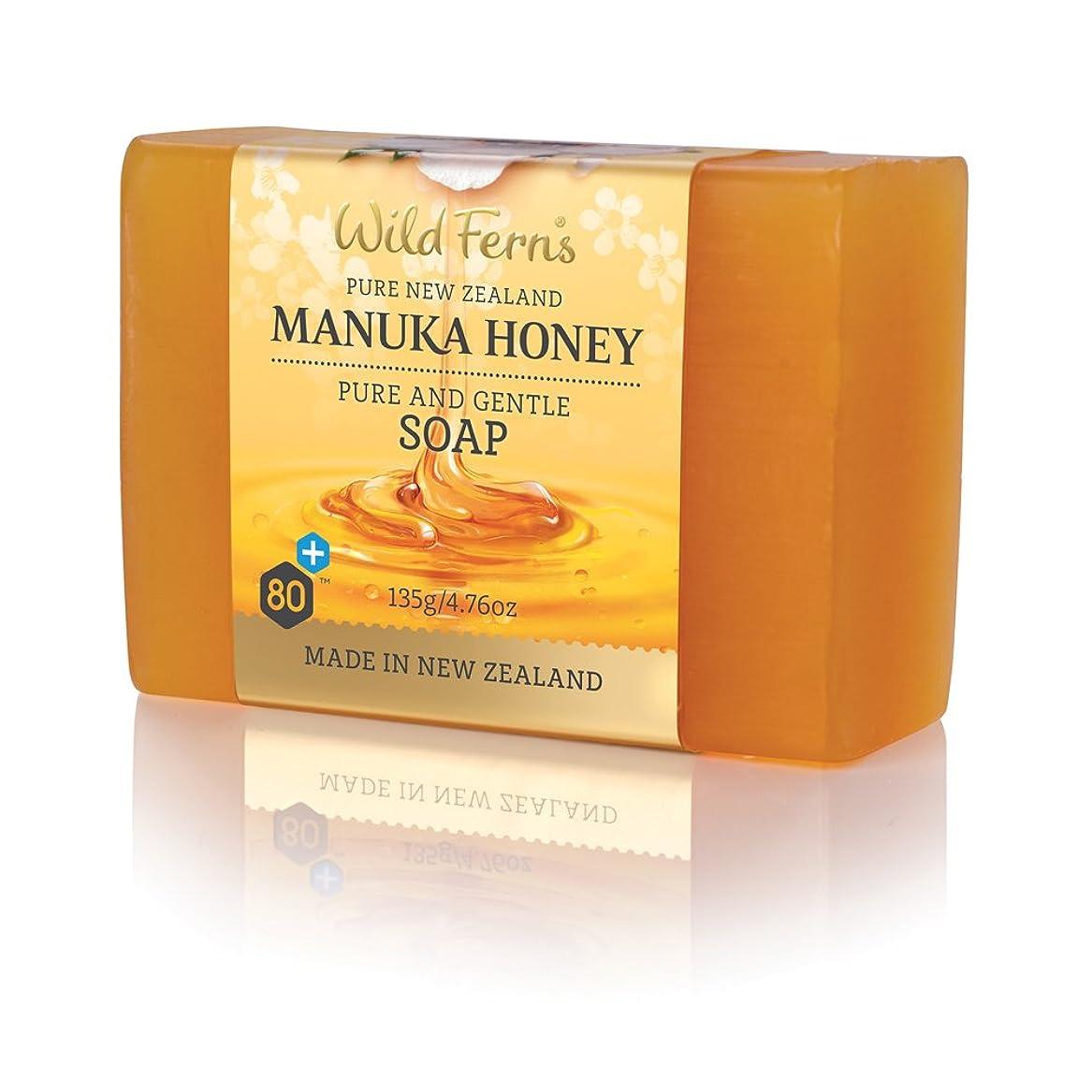 乗り出すわずかな大きいManuka Honey Pure and Gentle Soap 135g