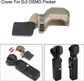 Professional Waterproof and Scratch-Proof Aluminium MRC Quick Swapping Magnetic Camera Lens Filters for DJI OSMO Pocket Camera Hisoul Camera Lens Filter