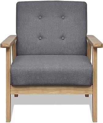 Conemi Fauteuils /à Bascule Jardin Rocking Chair Adulte Fauteuil Bercant