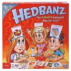 Spin Master Games 6019225 - Hedbanz (3. Edition)