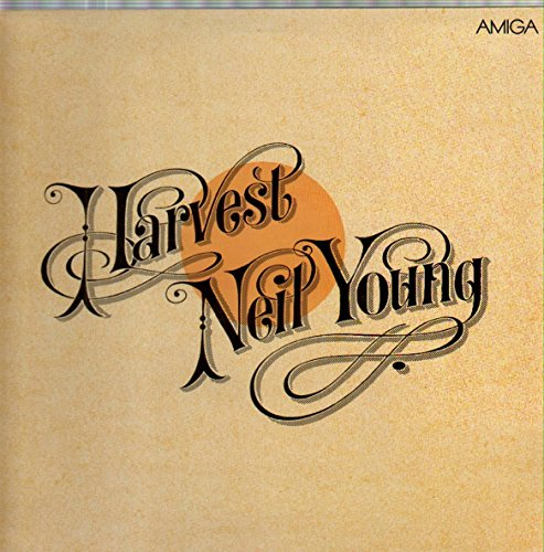 Neil Young - Harvest - AMIGA - 8 56 440
