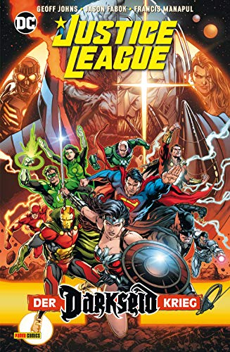 Justice League: Der Darkseid Krieg