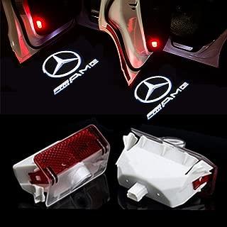 QJZoncuji 2 St/ücke Autot/ür Licht Geist Schatten Licht Logo Projektor Einstiegsbeleuchtung Einstiegslicht Autot/ür For Lao-E