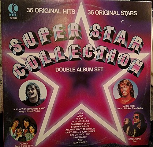 K-Tel Super Star Collection