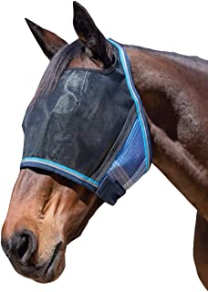 fly masks for horses with uv protection