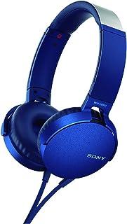 Sony MDR-XB550AP - Audífonos de diadema EXTRA BASS con micr
