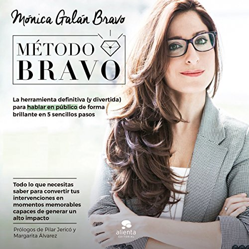 Método Bravo audiobook cover art