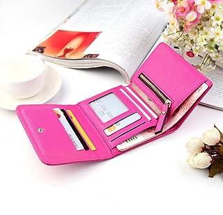 Ladies Fashion Mini Slim Wallet Multicard Portefeuilles Avec les boutons Accessoires G Blancho Bedding