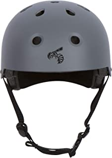 Yellow Jacket Certified Skateboard Helmet CPSC ASTM Certified Impact Resistance Ventilation Multi-Sport, Cycling, Skateboa...