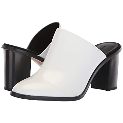Rebecca Minkoff Gavra (White Shiny Leather) High Heels
