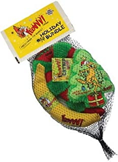 Yeowww Kris Krinkle Holiday Gift Bundle Catnip Toy