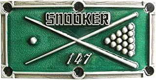 Snooker Table Belt Buckle