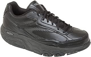 Exersteps Men's Whirlwind Black Sneakers